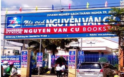 Khai trương Nhà sách Nguyễn Văn Cừ chi nhánh Bình Long, quận Bình Tân