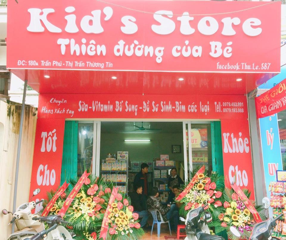 Kid's store 180A Trần Phú, Thị trấn Thường Tín, Huyện Thường Tín