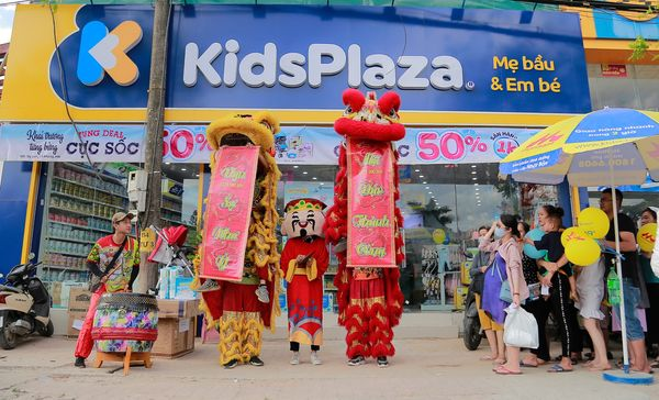 Kids Plaza Số 188 Phố Tây Sơn, Thị Trấn Phùng, Huyện Đan Phượng, Hà Nội