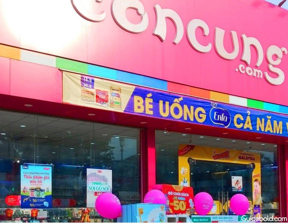 Con cưng 323A Nguyễn An Ninh, Phường 9, thành phố Vũng Tàu, tỉnh Vũng Tàu