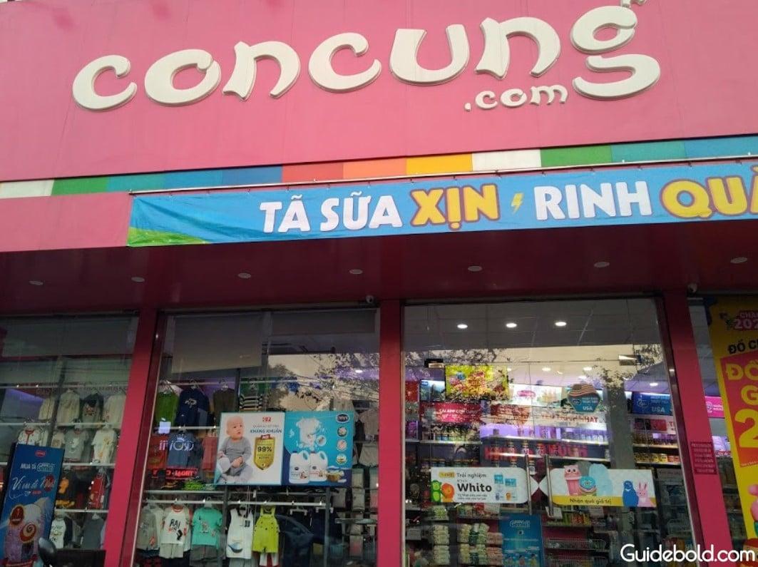 Con Cưng Nguyễn Tất Thành Con Cưng 214 Nguyễn Tất Thành, Phường Tân An