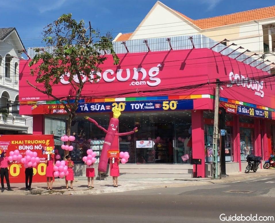 Con cưng Trần Hưng Đạo 157 Trần Hưng Đạo, Phường Phú Thủy, Thành Phố Phan Thiết, Tỉnh Bình Thuận 1800 6609