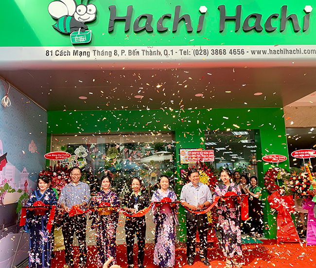 HachiHachi Cách Mạng Tháng 8 Số 81 Cách Mạng Tháng 8, Phường Phạm Ngũ Lão, Quận 1, Thành phố Hồ Chí Minh 02839970490