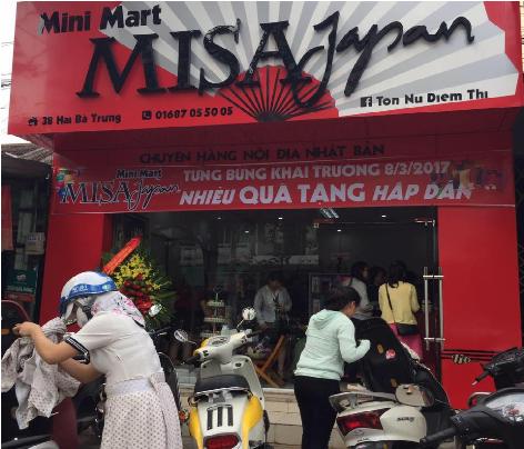 Misa Japan 38 Hai Bà Trưng, Phường Vĩnh Ninh, Thành Phố Huế