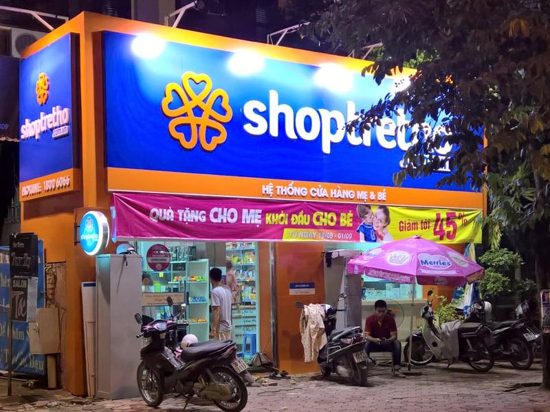 Shop Trẻ Thơ - Lưu Hữu Phước số 9 B7 Lưu Hữu Phước, Phường Mỹ Đình 1, Quận Nam Từ Liêm