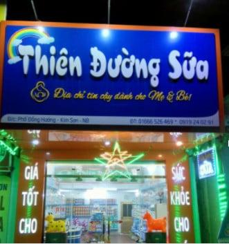 Thiên đường sữa Phố Đồng Hướng, Kim Sơn, Ninh Bình  0366.526.469