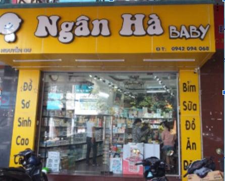 Ngân Hà Baby Số 32 Nguyễn Du, Thành Phố Nam Định 0942.094.068