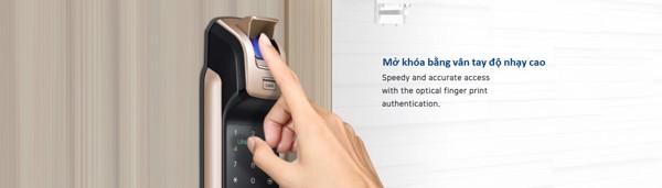 Ưu điểm và nhược điểm của khóa điện tử Samsung