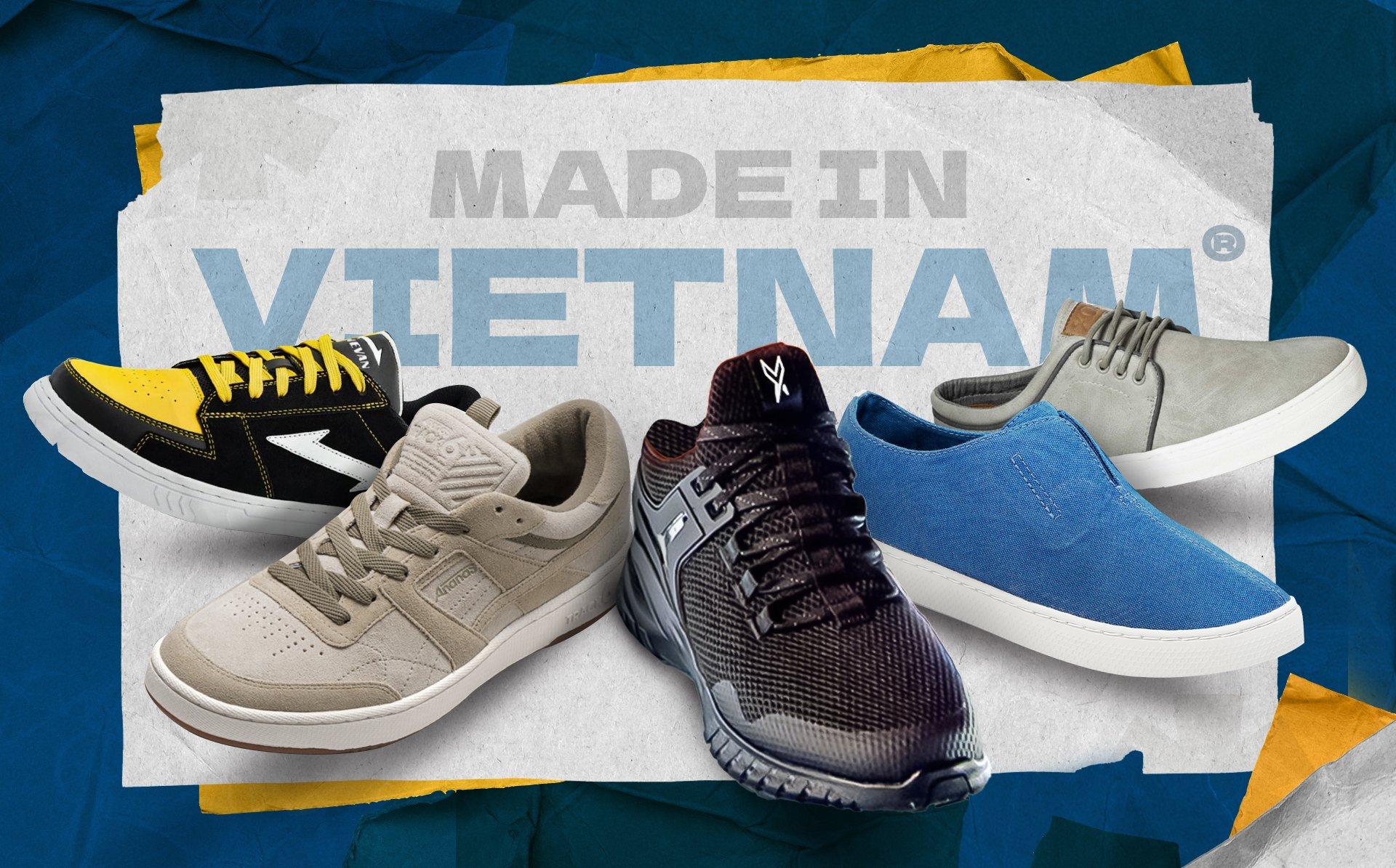 Mách gen Z top 5 thương hiệu sneaker Việt Nam có chất lượng